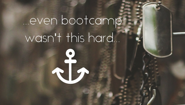Bootcamp wasn't this hard…
