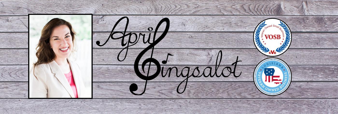 AprilSingsalot